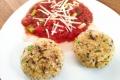Reisfrikadellen-mit-veganem-Käse
