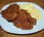 Veganes Hähnchenbrustfilet mit Kartoffelsalat