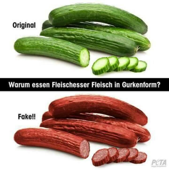 Gurken, Gurkenform, Salami, Wurst, Fleisch