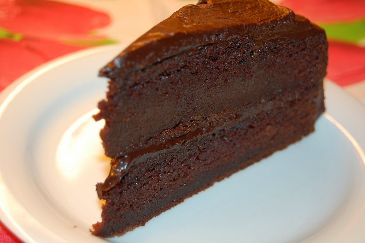 Schoko Schicht Torte Vegane Rezeptevegane Rezepte
