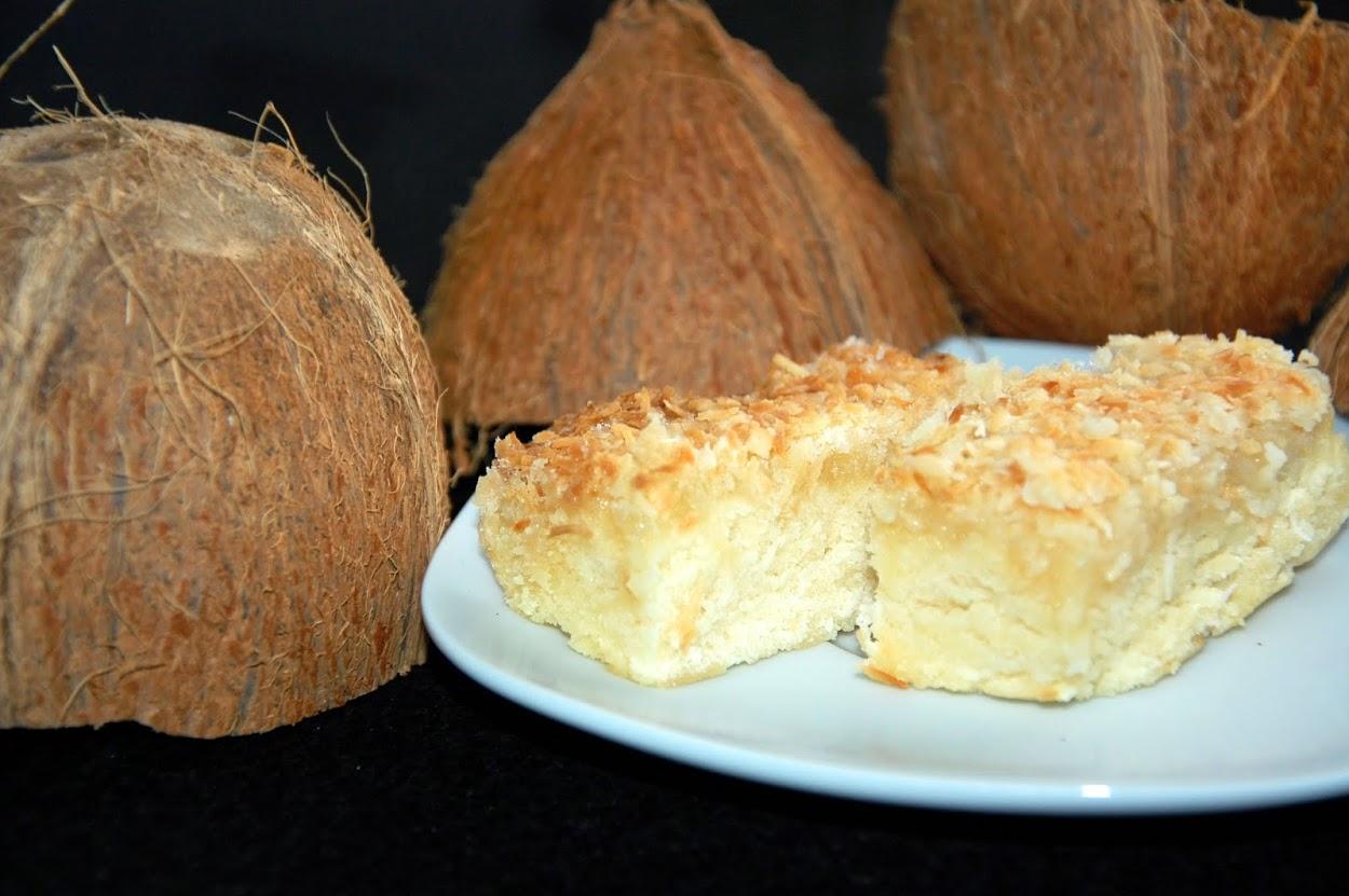 Kokoskuchen Vom Blech Vegane Rezeptevegane Rezepte